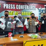 Polres Metro Jakarta Pusat Bongkar Home Industry Pil Ineks Palsu di Johar Baru