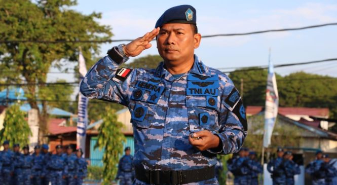 TNI AU Tetap Harus Mewaspadai Potensi-potensi Ancaman
