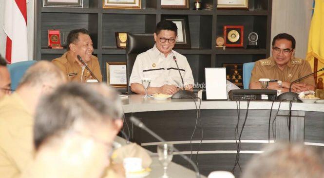 Gubernur Kalimantan Utara Pertegas Aturan Penggunaan Barang & Aset