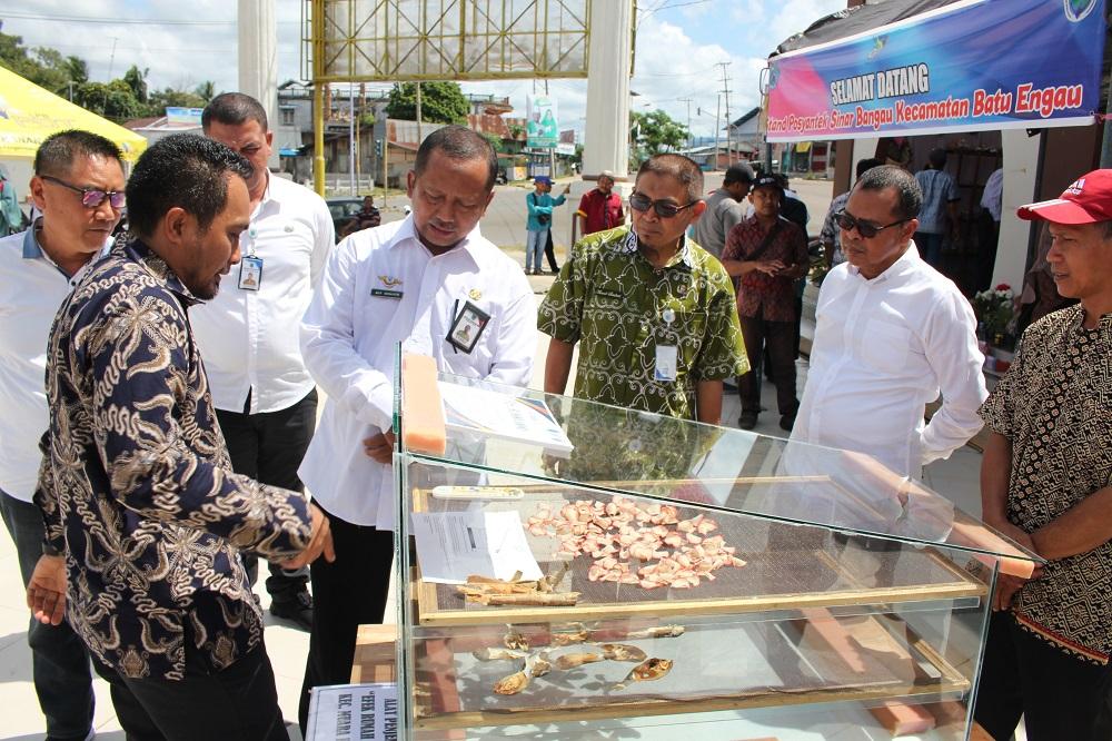 Pembukaan TTG & Pameran Produk Unggulan Khas Desa se Kabupaten Paser Berlangsung Meriah