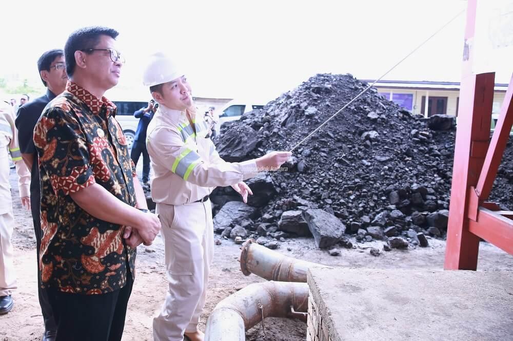 Gubernur Kaltara : Pandemi Covid-19, Target Realisasi Investasi Akan Ditinjau Ulang