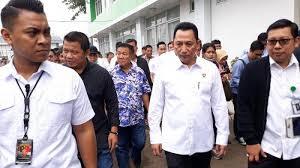 Kabareskrim Komjen Pol. Drs. Listyo Sigit Prabowo, M.Si : Polri Pastikan Keamanan DKI Jakarta Selama PSBB