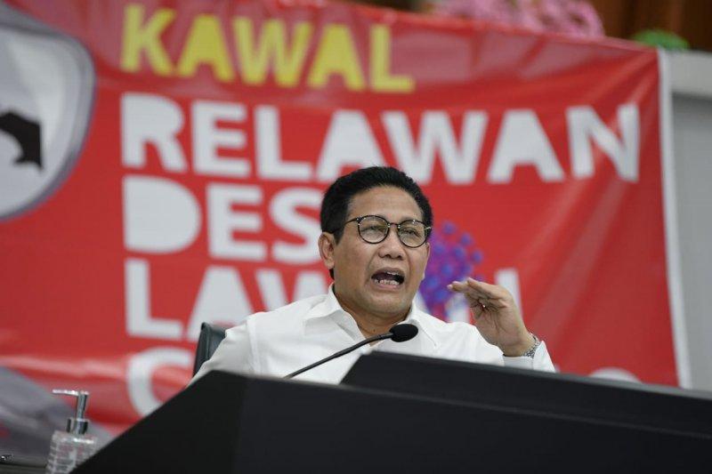 Presiden Jokowi Melalui Mendes Tegaskan BLT Dana Desa Harus Berupa Uang Rp.600 Bukan Sembako