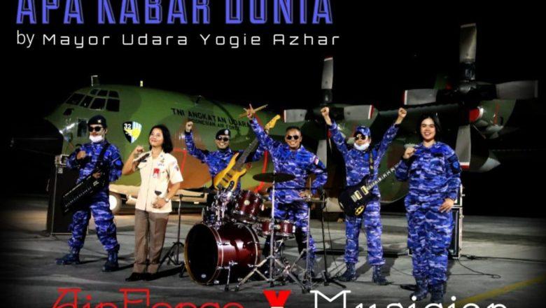 Lagu Keren dan Mantap Lahir Dari Kolaborasi Serdadu Langit Bersama Musisi Kalimantan Timur