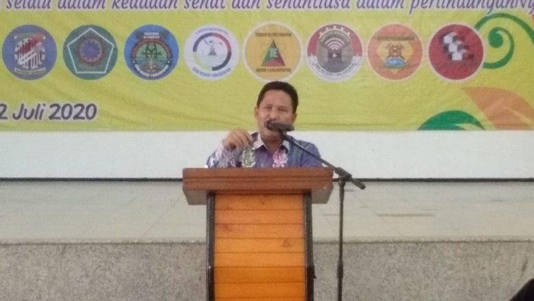 Anwar Sanusi, S.Pd., M.Pd, Kadisdik Propinsi Kaltim : Tidak Ada Sekolah Pinggiran Dan Unggulan