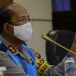 Irjen Pol. Dr. M. Adnas, M.Si, Kapolda Gorontalo : Seleksi Penerimaan Anggota Polri Kedepankan Standar Protokol Kesehatan