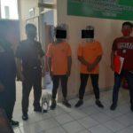 Penyidik Polsek Beo Serahkan Dua Orang Tersangka Kasus Cabul ke Kejari Talaud