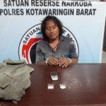 Tidak Sampai 24 Jam, Polres Kobar Kembali Ciduk Pelaku Narkoba Sabu