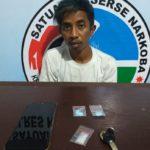 Miliki Ekstasi & Sabu, PU (28) Diamankan Polres Kobar Kalteng