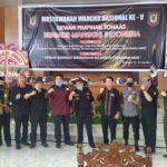 Kapolres Minahasa Hadiri Acara Musyawarah Wangko Nasional ke-V Dewan Pimpinan Tonaas BMI
