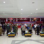Bersama TNI-Polri, Masyarakat Kota Balikpapan Kompak Deklarasikan Tekad Damai Untuk NKRI