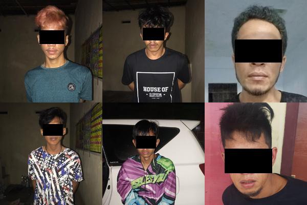 Tim Gabungan Polri Amankan 6 Orang Pelaku Pembunuhan Wartawan di Mamuju Tengah Sulawesi Barat