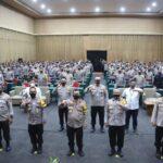 """Kapolda Jateng """" Pasukan Yang Terlatih Siap Mengemban Tugas Apapun Bentuknya """""""