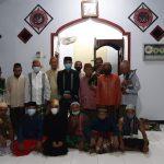Sholat Tarawih Di Masjid Nur Hikmah Desa Dutohe, Begini Sambutan Camat Kabila