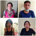 Mertua & Menantu Rela Menjadi Penyeludup Sabu Jaringan Narkoba Lintas Sumatera, Barang Bukti 1 Kilo 1,5 Gram Senilai Rp 2,3 M